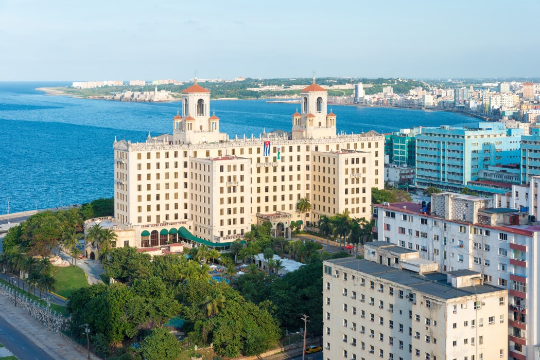 kubánské hotely