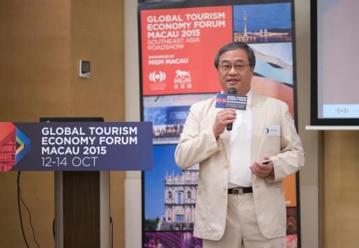 GLOBAL TOURISM ECONOMIC FORUM 2015 JAKO INTERAKTIVNÍ TRH