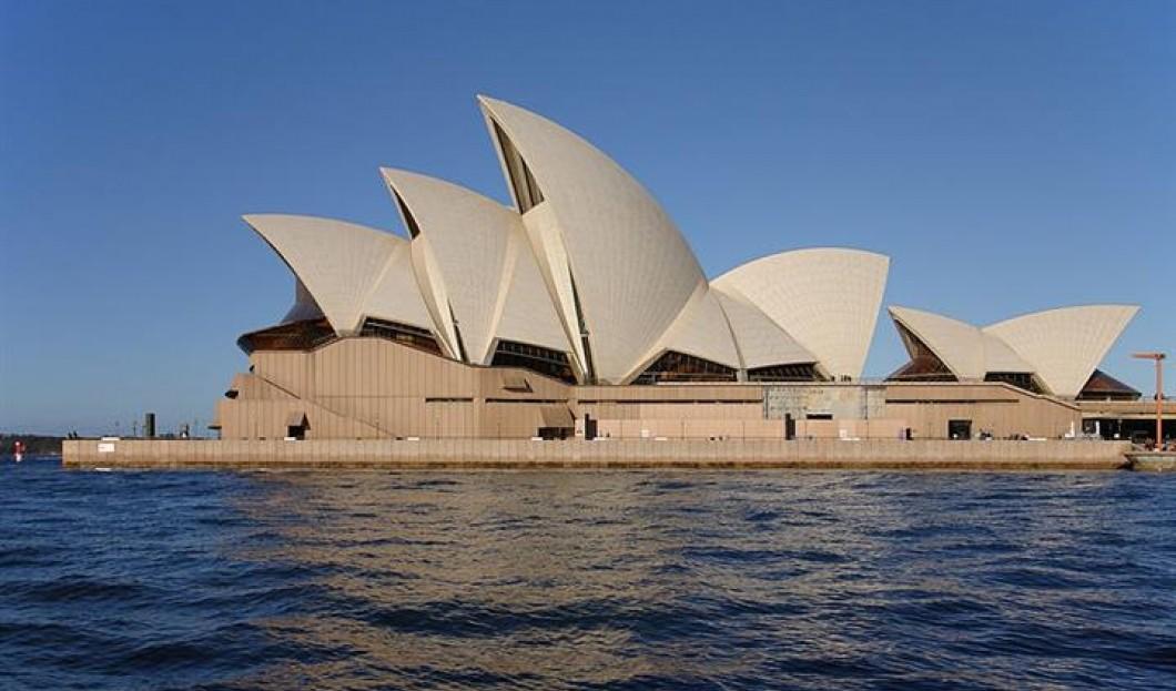 3) Operní dům v Sydney, Sydney, Austrálie