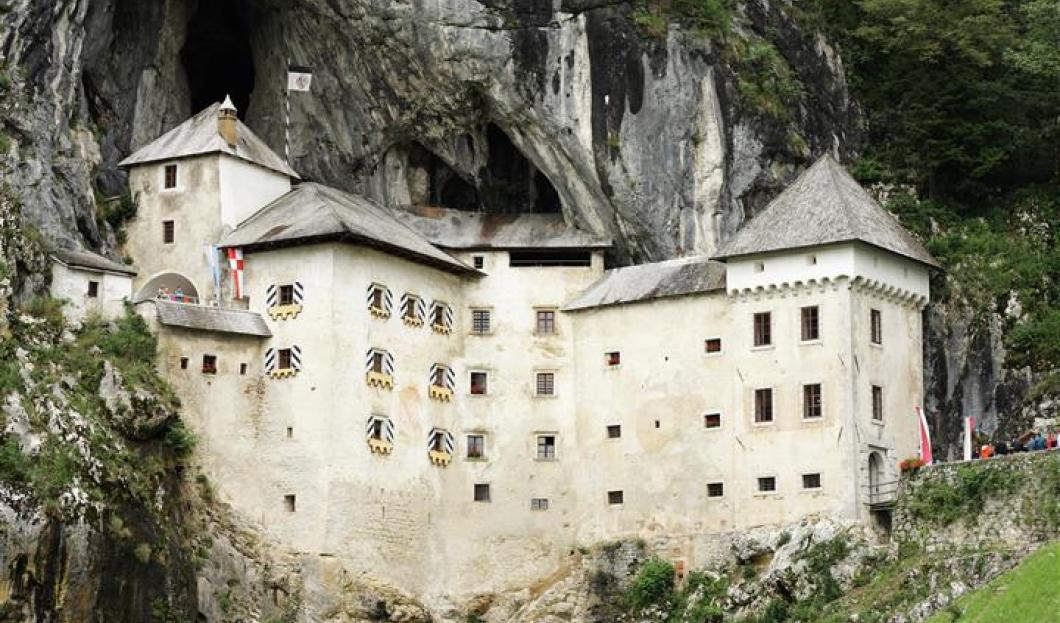 Predjamský hrad, Slovinsko