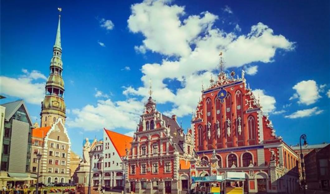 7/ Riga, Lotyšsko
