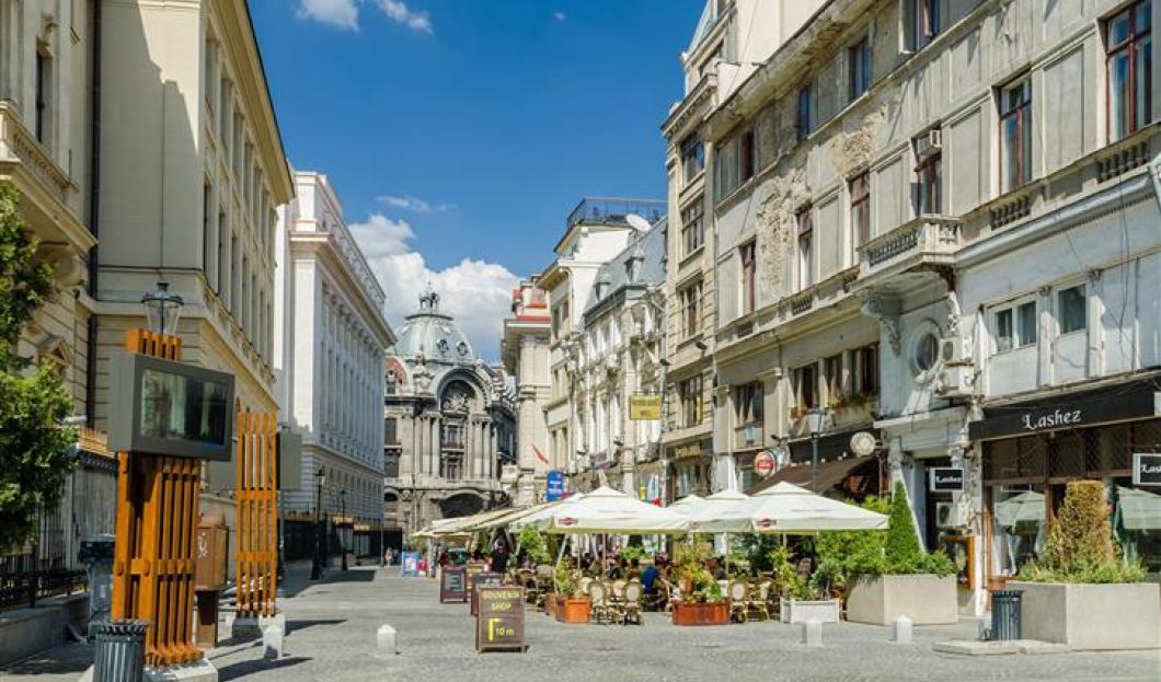 2/ Bukurešť, Rumunsko