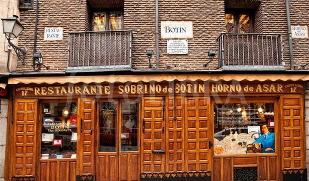 Botin v Madridu, Španělsko