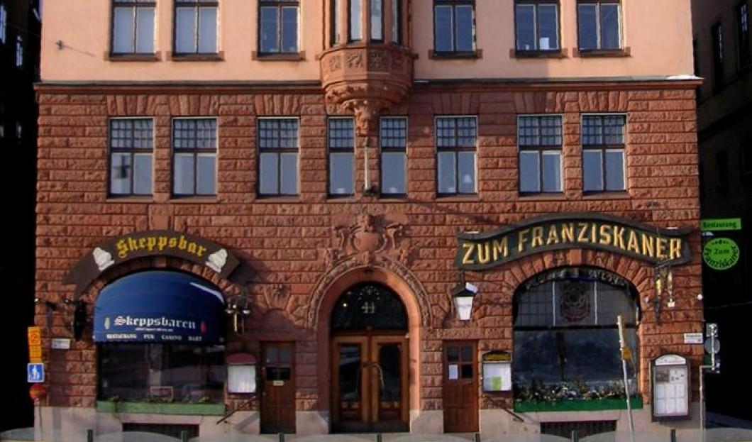 Zum Franziskaner v Stockholmu, Švédsko
