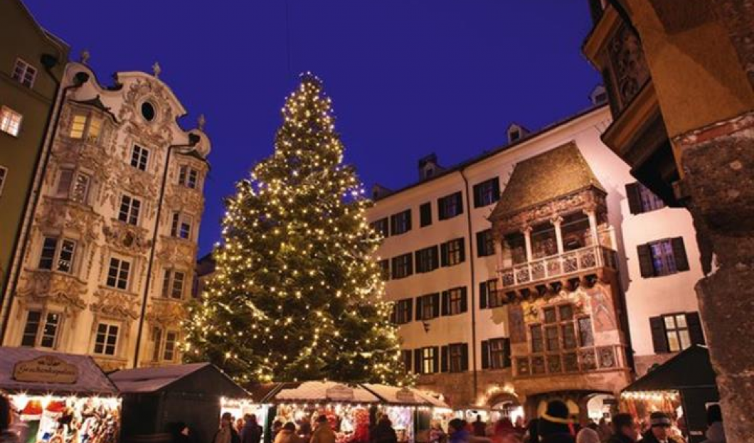 Vánoční trhy v Innsbrucku