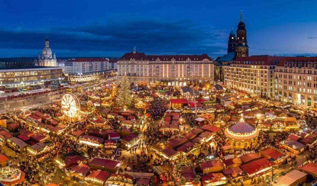 Drážďanský Striezelmarkt