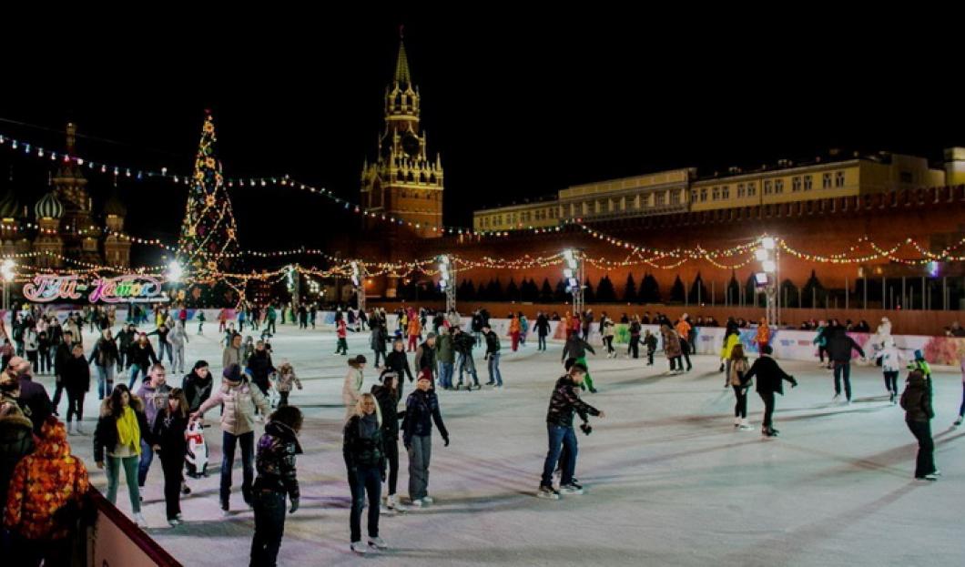 Moskevský vánoční festival