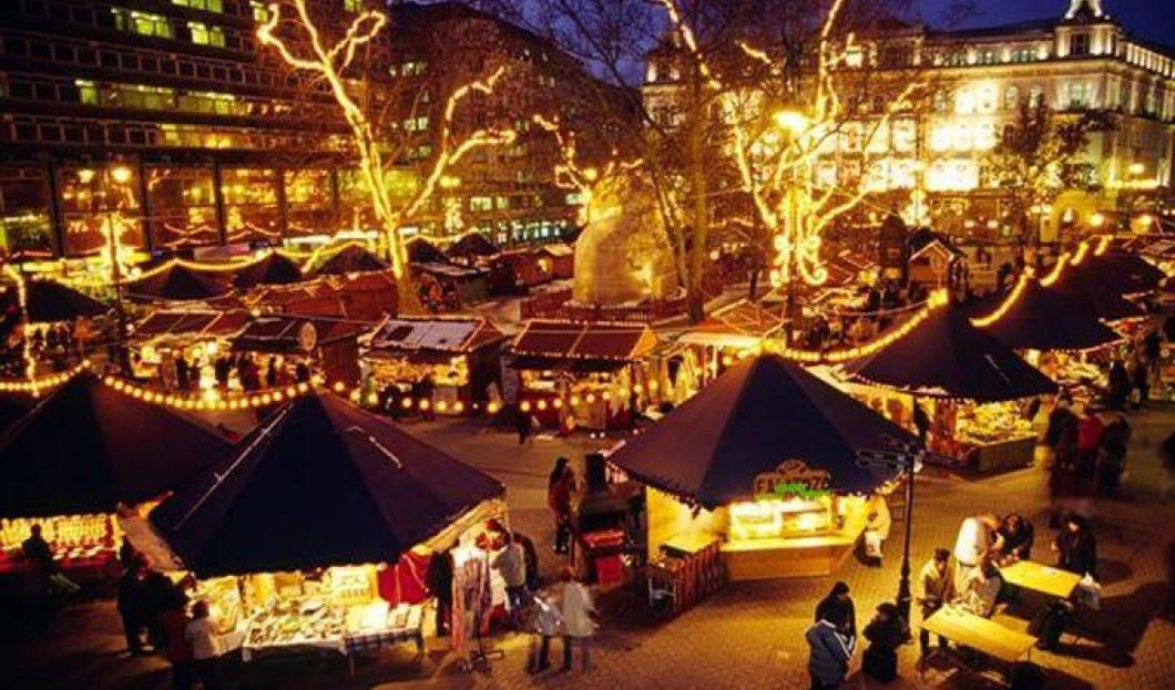 Budapešťský vánoční veletrh a Zimní festival